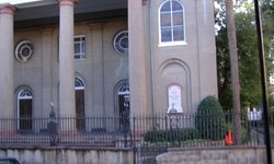 First Scots Presbyterian Church Cemetery