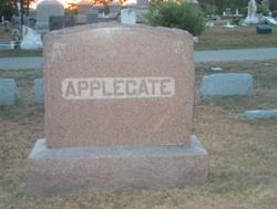 Georgiana <i>Applegate</i> Applegate