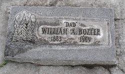 William Addison Bozlee
