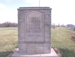 Browns Wonder Cemetery