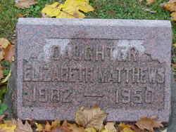 Elizabeth Matthews