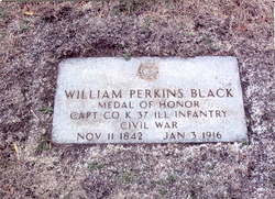 William Perkins Black