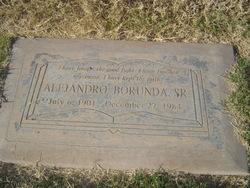 Alejandro Borunda, Sr