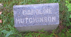 Caroline Hutchinson