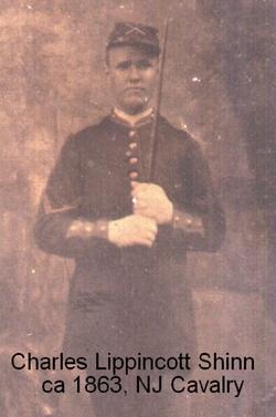 Sgt Charles Lippincott Shinn