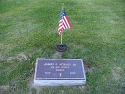 James Edward Ackley, Jr