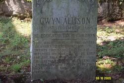 Gwyn Allison