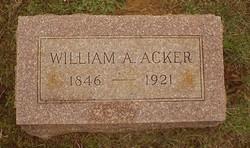 William Alfred Acker