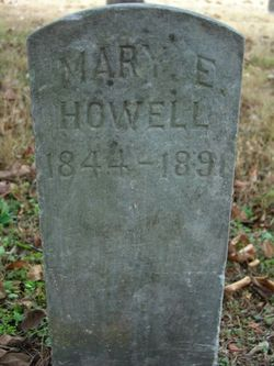 Mary E. <i>Howell</i> Arbogast