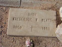 Frederick F. Platt