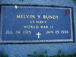 Melvin V. Bundy