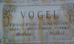 Isaac Newton Vogel