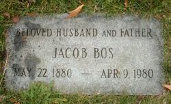 Jacob Bos