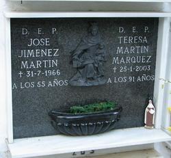 Jose Jimenez Martin