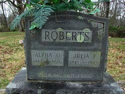 Julia Estella <i>Bates</i> Roberts