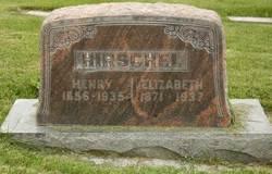 Henry Hirschel, Jr