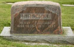 Elizabeth Caroline <i>Kreyssler</i> Hirschel