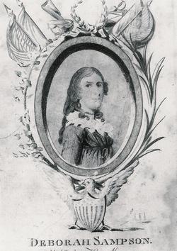 Deborah Sampson Gannett