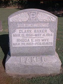 Rhoda <i>Gould</i> Baker