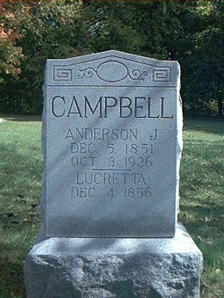 Anderson J Campbell