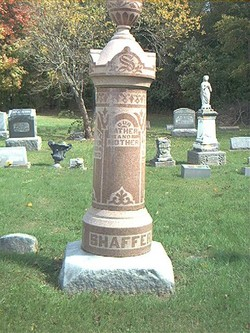 Charlotte L <i>Oyler</i> Shaffer