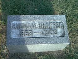 Rhoda Sarah <i>Nydegger</i> Shaffer