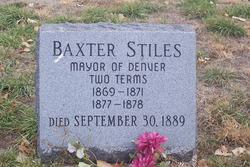 Baxter Stiles