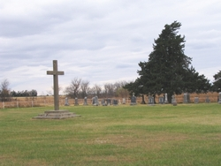 Saint Martins First Cemetery
