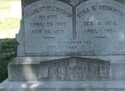 Charlotte L <i>Bishop</i> Beckwith