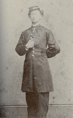 Maj Garrett V Beekman