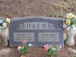Ralph Henry Haen