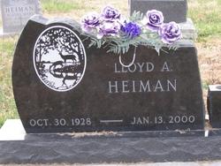 Lloyd A. Heiman