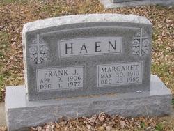 Margaret <i>Kipp</i> Haen