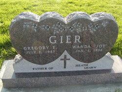 Gregory T Gier