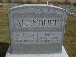 Elizabeth Lizzie L. <i>Cobb</i> Alenduff