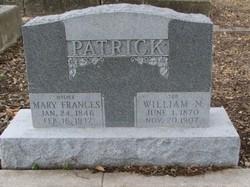 William Nathan Patrick