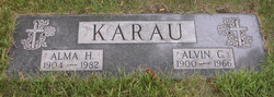 Alvin C Karau