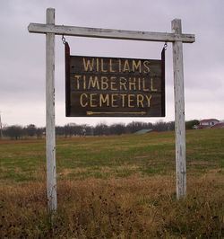 Williams Timberhill Cemetery