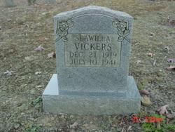 Seawilla <i>Branscum</i> Vickers