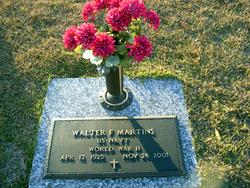 Walter F. Babe Martins
