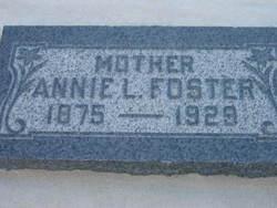 Annie L Foster