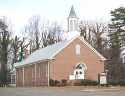 Providence Moravian God's Acre