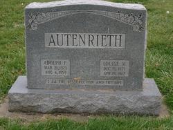 Adolph P Autenrieth