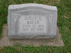 Dolly E Bauer