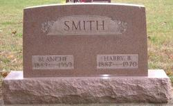 Blanche <i>Barnes</i> Smith