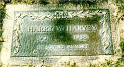 Harry Harvey, Sr