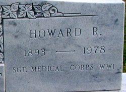 Howard Raymond Stewart, Sr