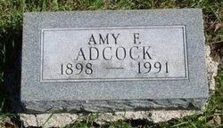 Amy F Adcock