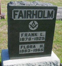 Flora H Fairholm