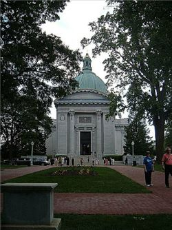 United States Naval Academy Chapel